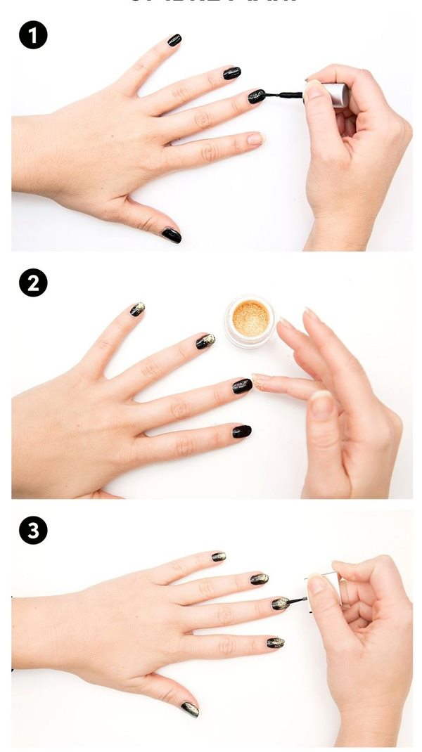 10 Cool And Sexy Nail Art DIY Tutorials