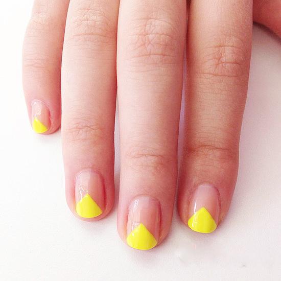 15 simple DIY nail art